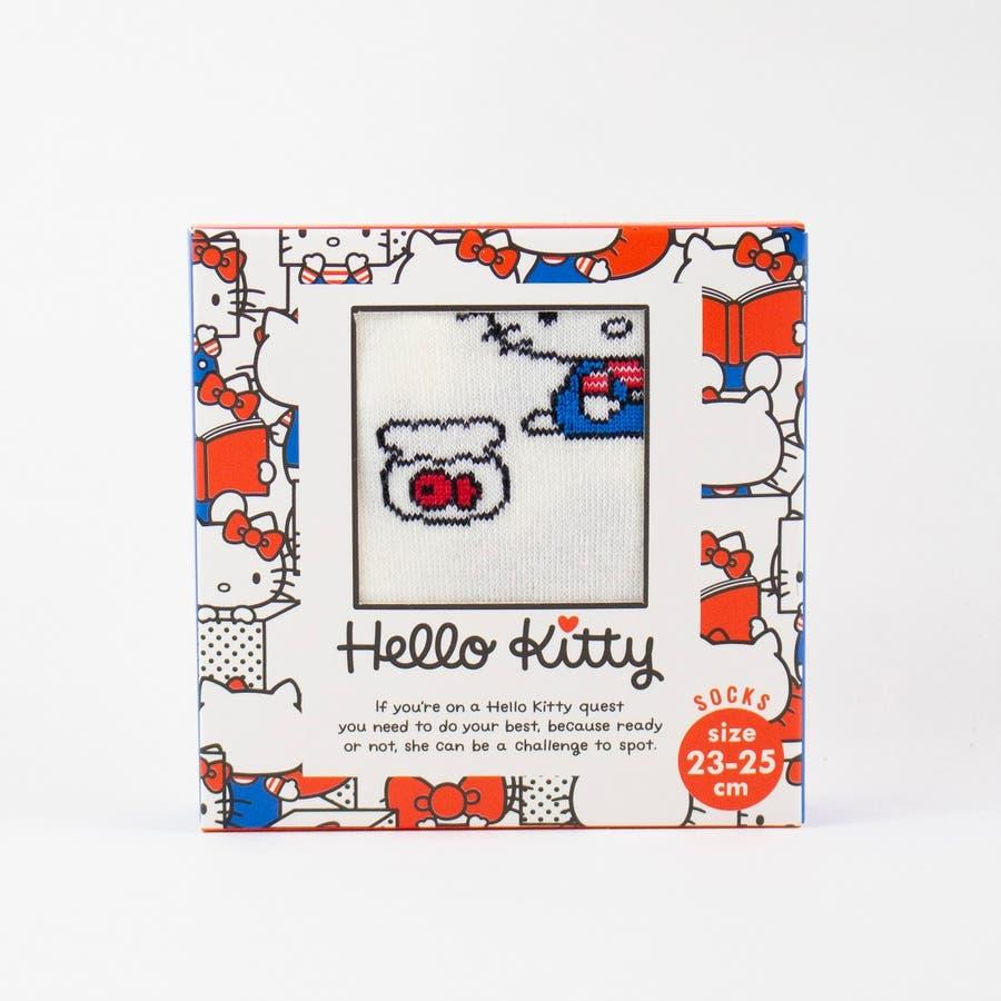 【サンリオ】HelloKitty Socks   4