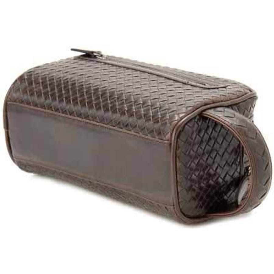 モンテスピガ monte SPIGA メンズ セカンドバッグ メンズ バッグ ブラウン MOSL1747DSBR メッシュ 鞄DEAL 2