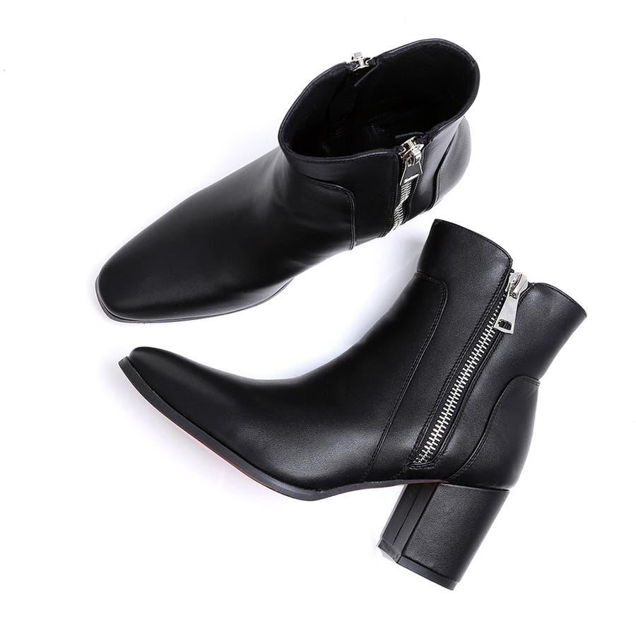 ブーツ メンズブーツ ショートブーツ 4