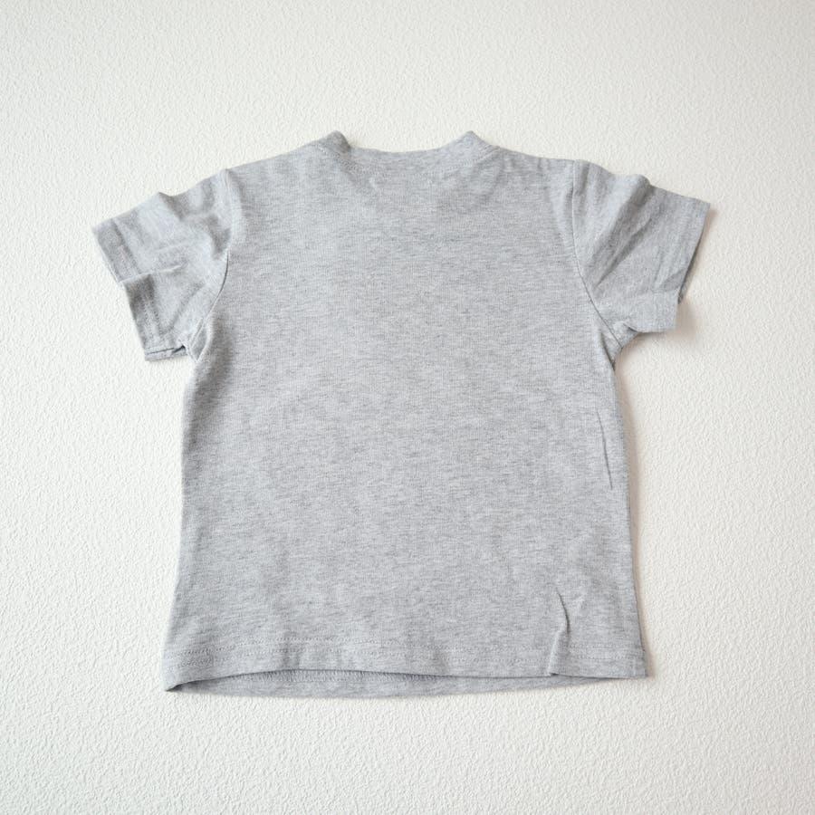 【BuddyLee】サガラ刺繍Tシャツ 夏 アウトドア 2