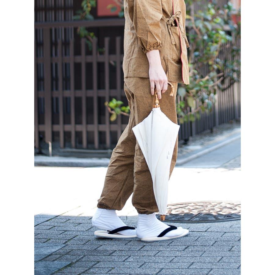 雪駄 男性 メンズ 日本製 M L 黒鼻緒 ハイミロン せった 普段履き 和 浴衣 作務衣 甚平 お祭り おしゃれ ギフト 4