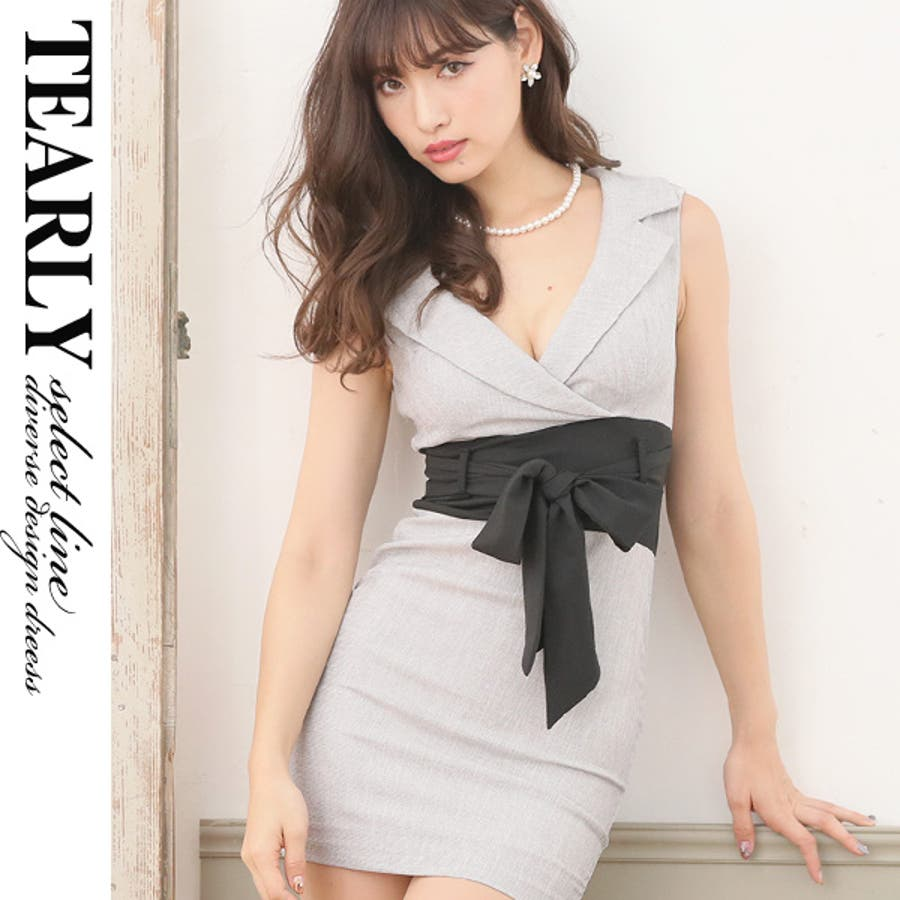 a87b83dc92fd1 キャバ ドレス ミニ ロング フレア キャバワンピ キャバドレス 大きい ...