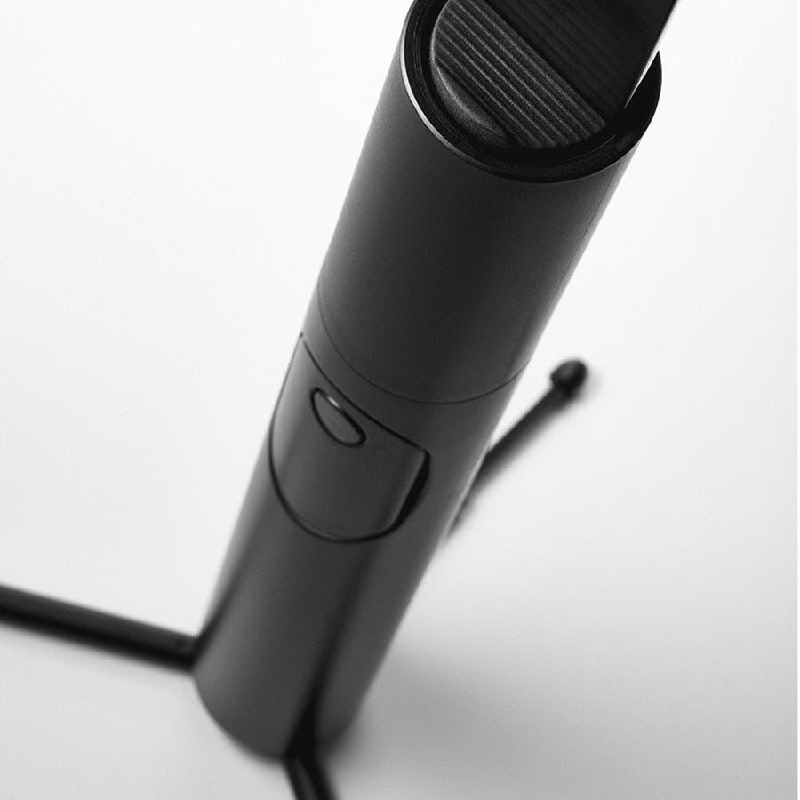 セルカ棒 三脚 リモコン リモコン付き 軽量 高品質 CliqueFie MAX 5