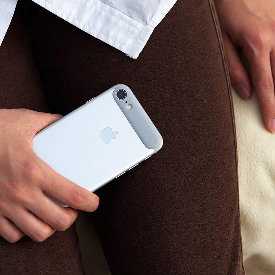 iPhone 8 / 7 ケース 耐衝撃 カメラレンズプロテクター MYNUS 3