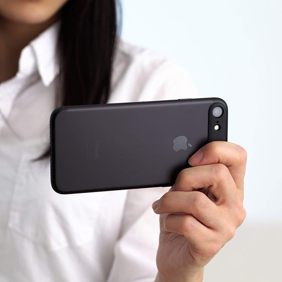 iPhone 8 / 7 ケース 耐衝撃 カメラレンズプロテクター MYNUS 4