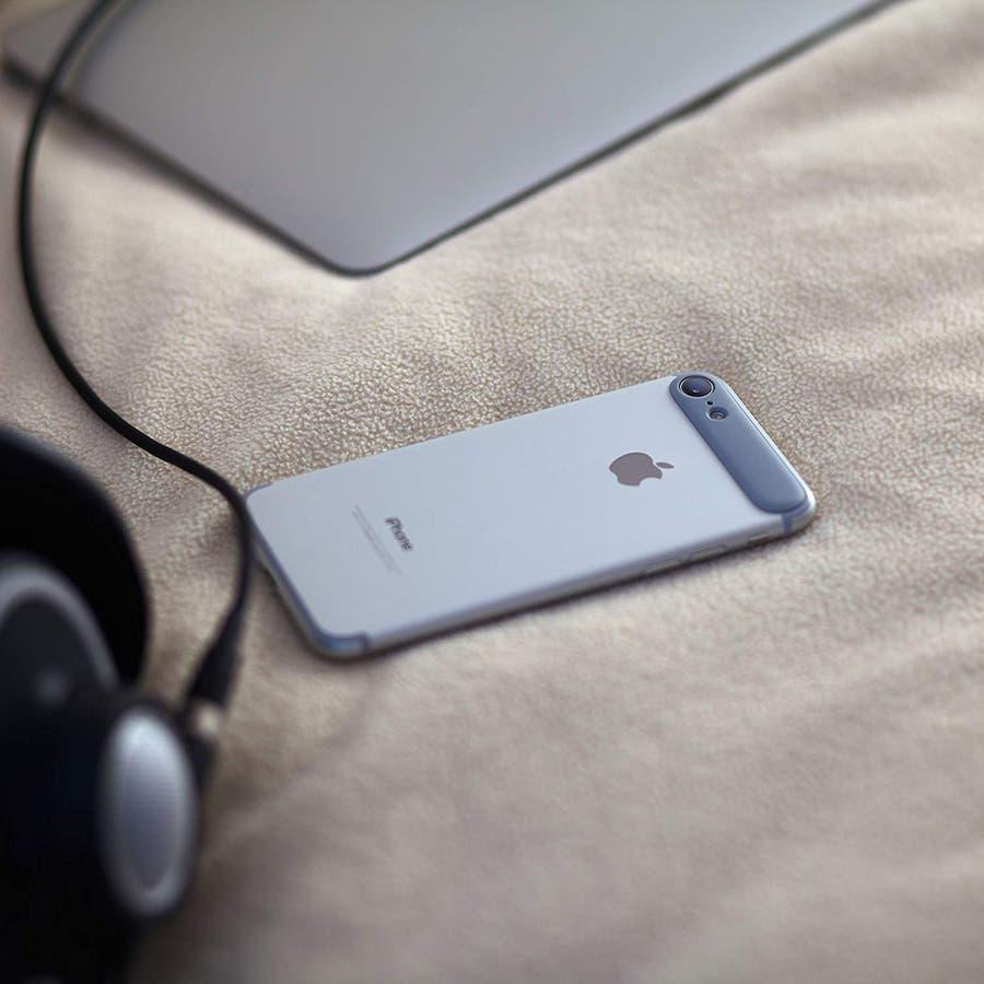 iPhone 8 / 7 ケース 耐衝撃 カメラレンズプロテクター MYNUS 6