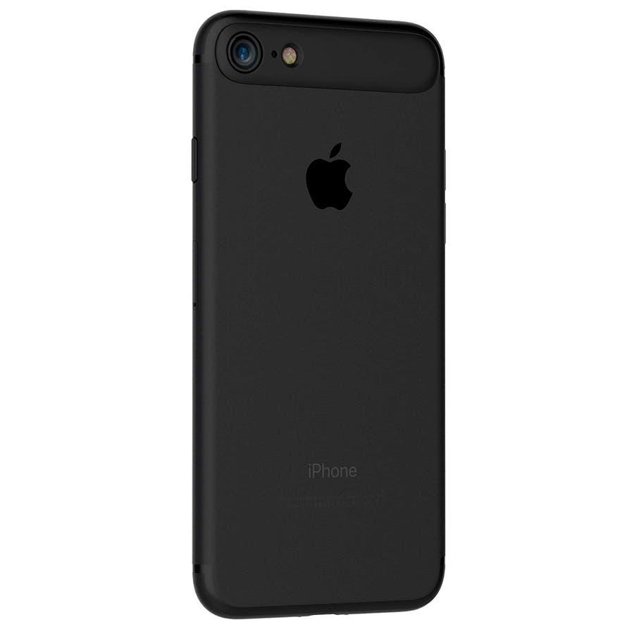 iPhone 8 / 7 ケース 耐衝撃 カメラレンズプロテクター MYNUS 8