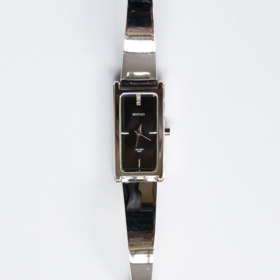 シルバーウォッチ レディース 腕時計 アナログ【BAS-925-99】 103