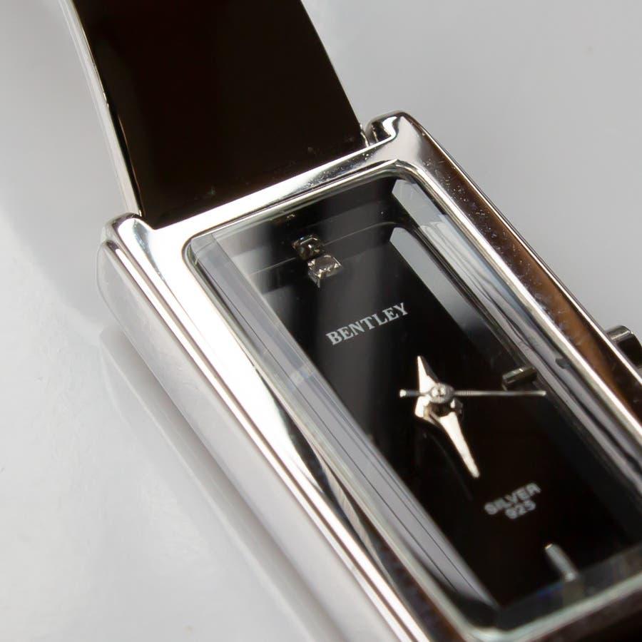 シルバーウォッチ レディース 腕時計 アナログ【BAS-925-99】 2