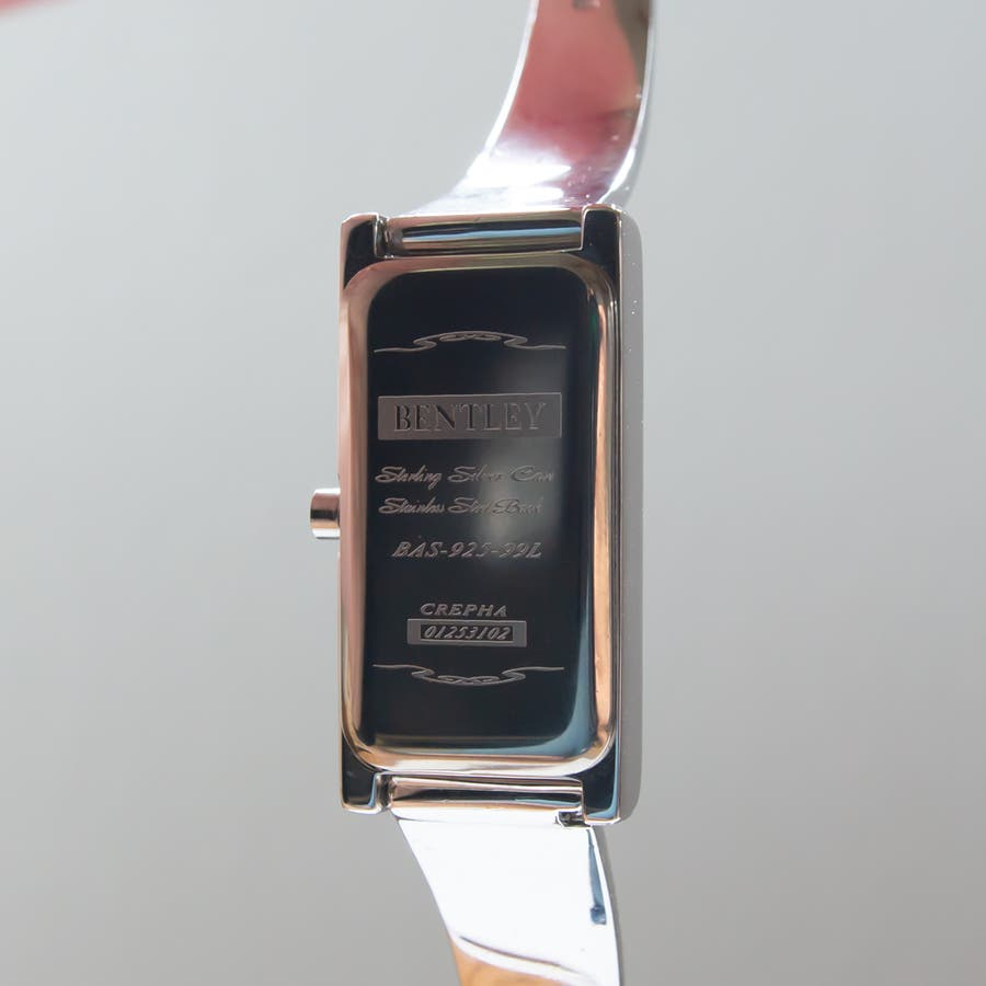 シルバーウォッチ レディース 腕時計 アナログ【BAS-925-99】 3