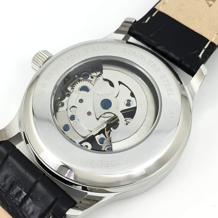 BENTLEY ベントレー 機械式腕時計 メンズ【BT-AM073】 2