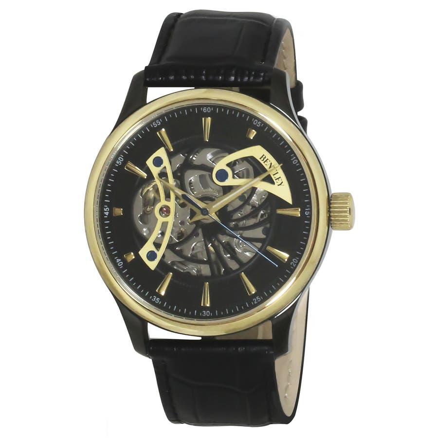 BENTLEY ベントレー 機械式腕時計 メンズ【BT-AM075】 3