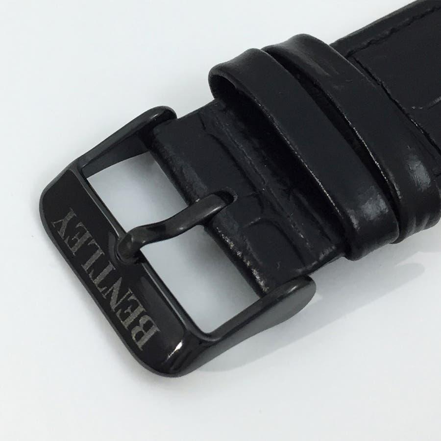 BENTLEY ベントレー 機械式腕時計 メンズ【BT-AM075】 5