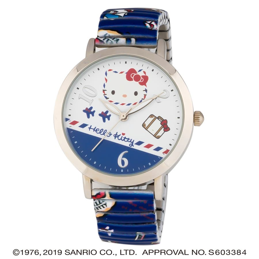 ハローキティ HELLO KITTY 腕時計 アナログウオッチ レディース キッズ 【HK-A1671】 59