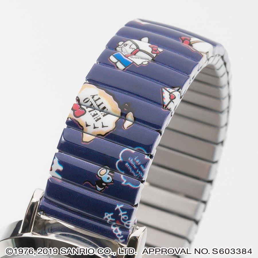 ハローキティ HELLO KITTY 腕時計 アナログウオッチ レディース キッズ 【HK-A1671】 2