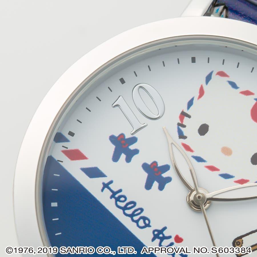 ハローキティ HELLO KITTY 腕時計 アナログウオッチ レディース キッズ 【HK-A1671】 3