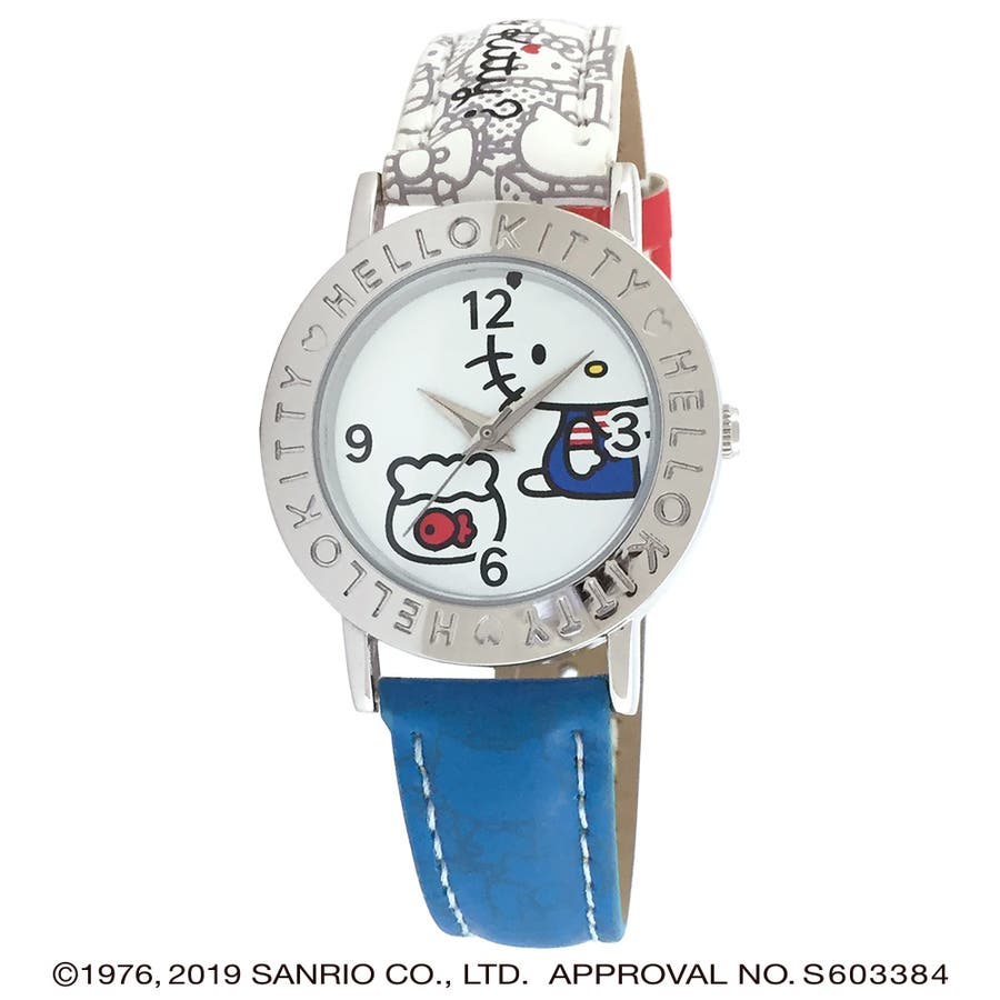 ハローキティ HELLO KITTY 腕時計 アナログウオッチ レディース キッズ 【HK-AL1662】 59