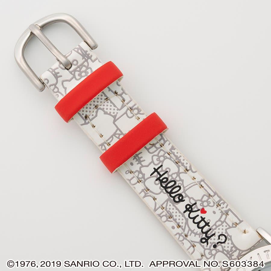 ハローキティ HELLO KITTY 腕時計 アナログウオッチ レディース キッズ 【HK-AL1662】 2