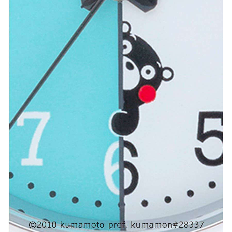 くまモン柄ウオッチ 腕時計 アナログウオッチ キャラクター【KM-AL080】 2