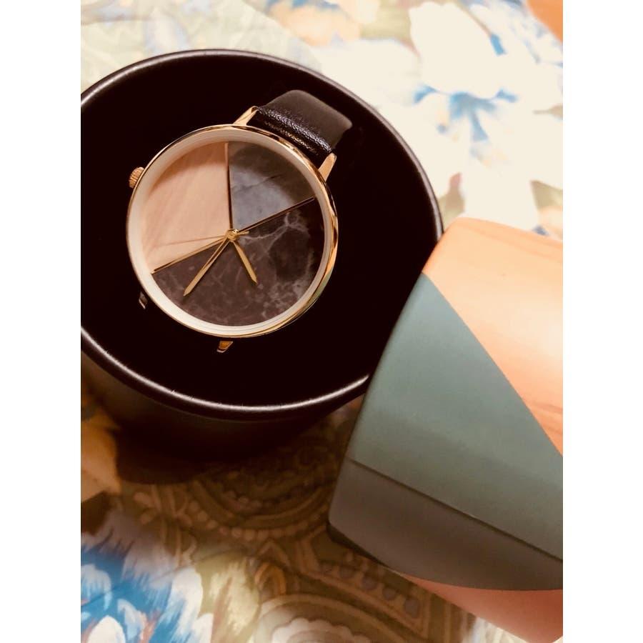 【在庫わずか】レディースファッションウォッチ 腕時計 アナログ ootd かわいい お洒落 大人【NB-AL142】 2