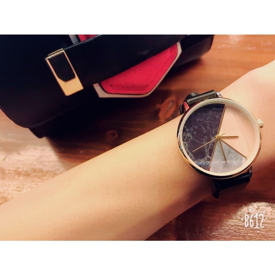 【在庫わずか】レディースファッションウォッチ 腕時計 アナログ ootd かわいい お洒落 大人【NB-AL142】 1