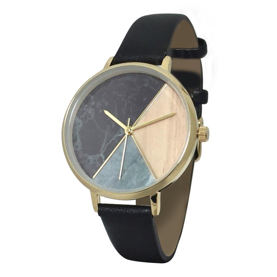 【在庫わずか】レディースファッションウォッチ 腕時計 アナログ ootd かわいい お洒落 大人【NB-AL142】 3