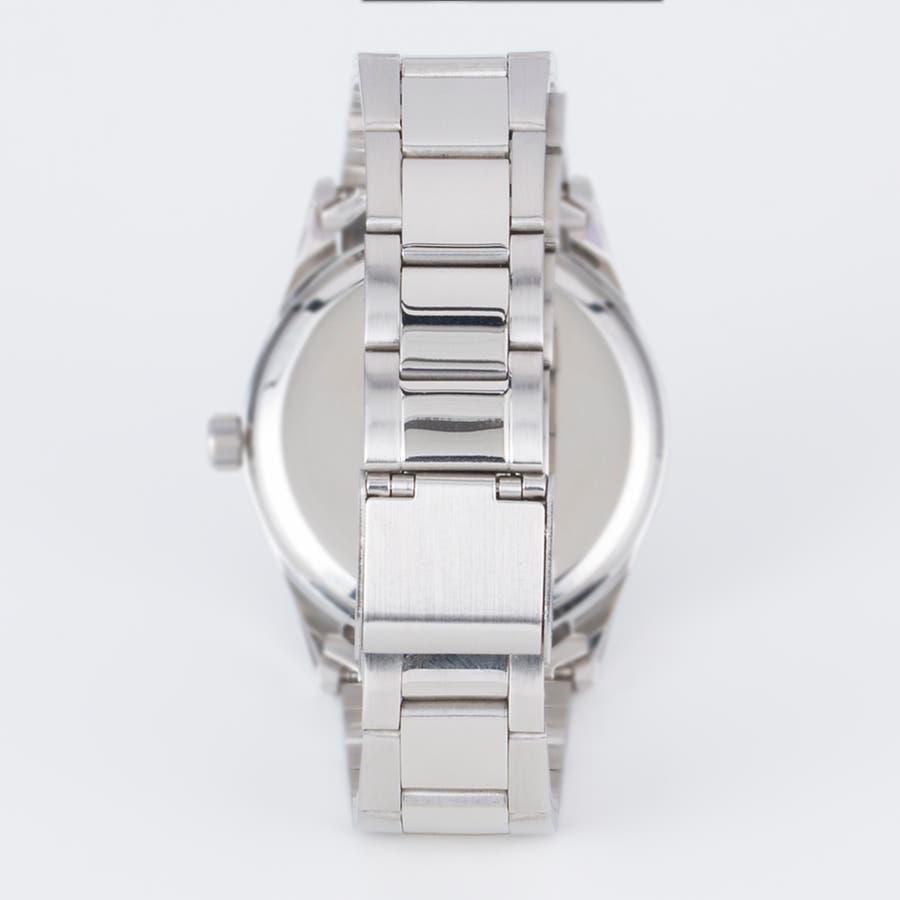 TELVA テルバ SOLAR MATIC アナログウオッチ ソーラー 腕時計 メンズ【SM-AM168】 2