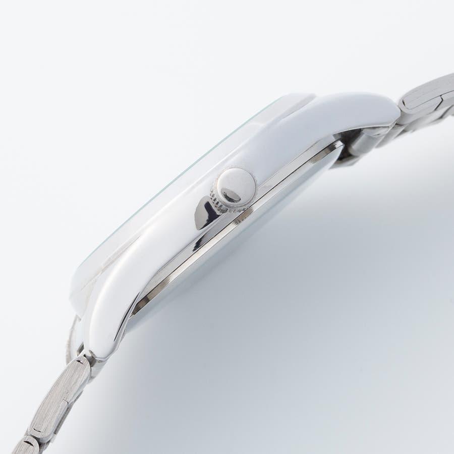 TELVA テルバ SOLAR MATIC アナログウオッチ ソーラー 腕時計 メンズ【SM-AM168】 3