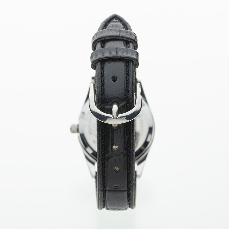 TELVA テルバ アナログウオッチ レディース 10気圧防水 腕時計【TE-AL008】 2