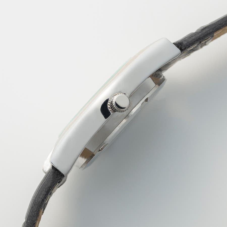 TELVA テルバ アナログウオッチ レディース 10気圧防水 腕時計【TE-AL008】 3