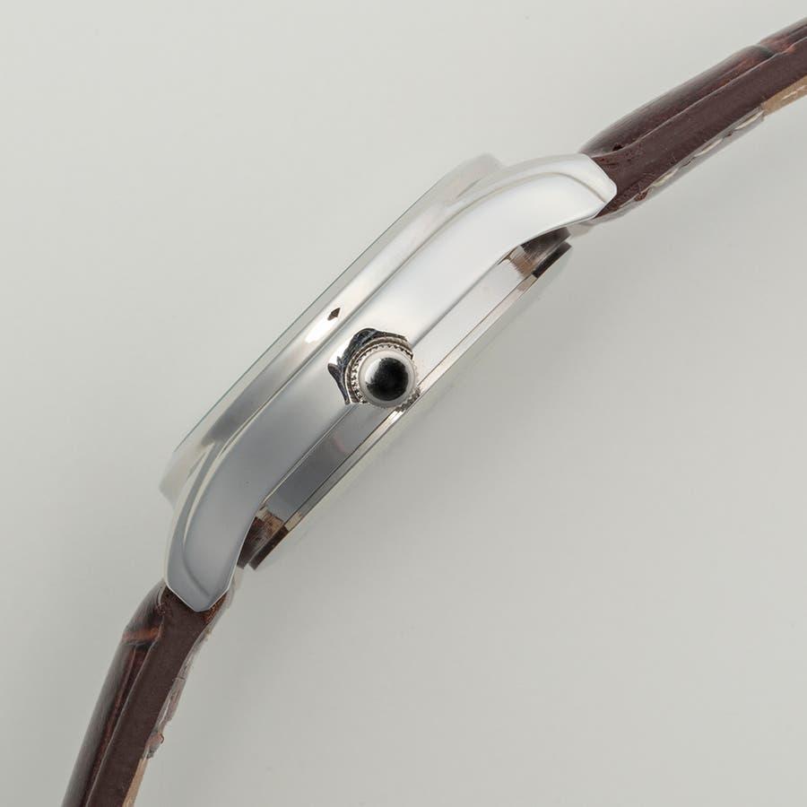 TELVA テルバ アナログウオッチ メンズ 曜日 日付 腕時計【TE-AM177】 3
