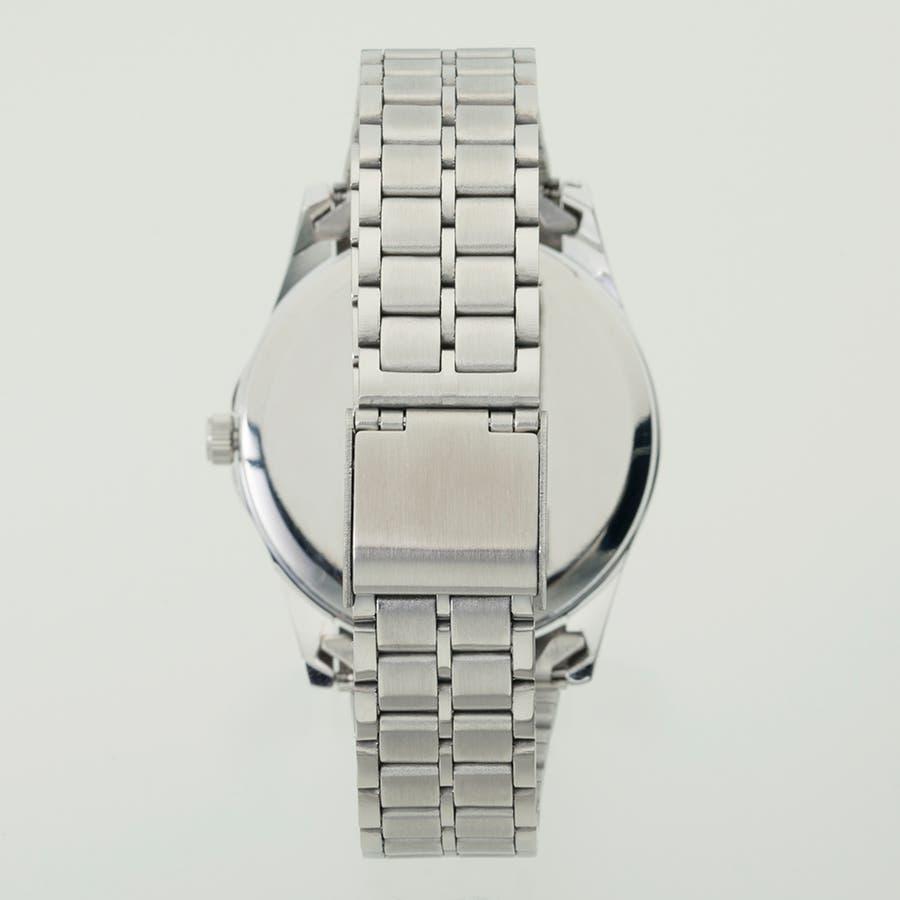 TELVA テルバ アナログウオッチ メンズ 腕時計 薄型針【TE-AM188】 2