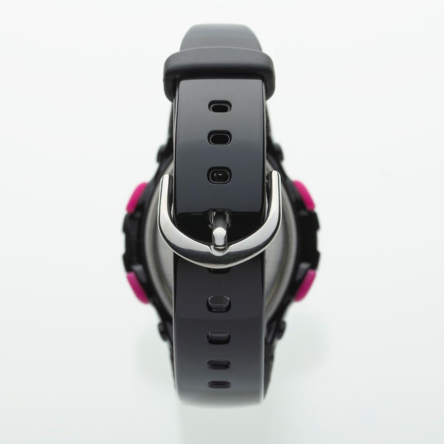 T-SPORTS ティースポーツ デジタルウオッチ 10気圧防水 腕時計【TS-D063】 4