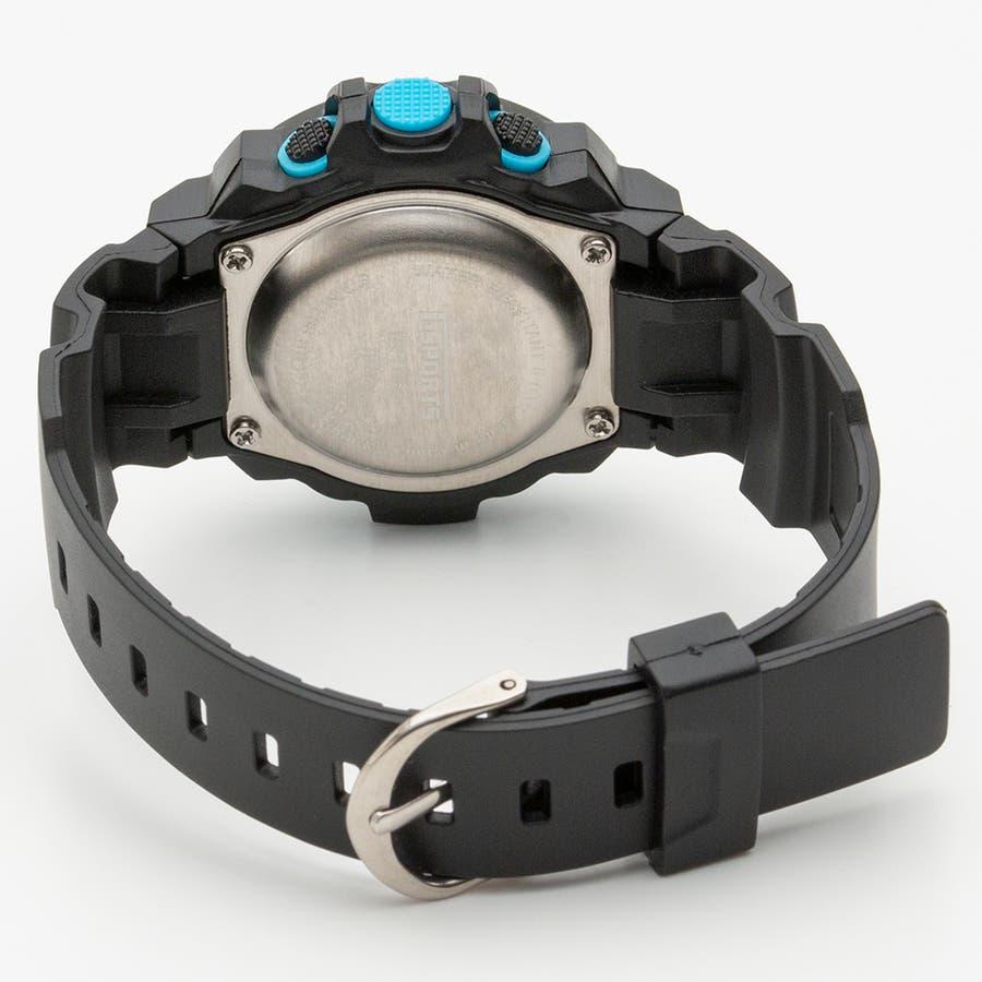 T-SPORTS ティースポーツ デジタルウオッチ 腕時計【TS-D156】 2