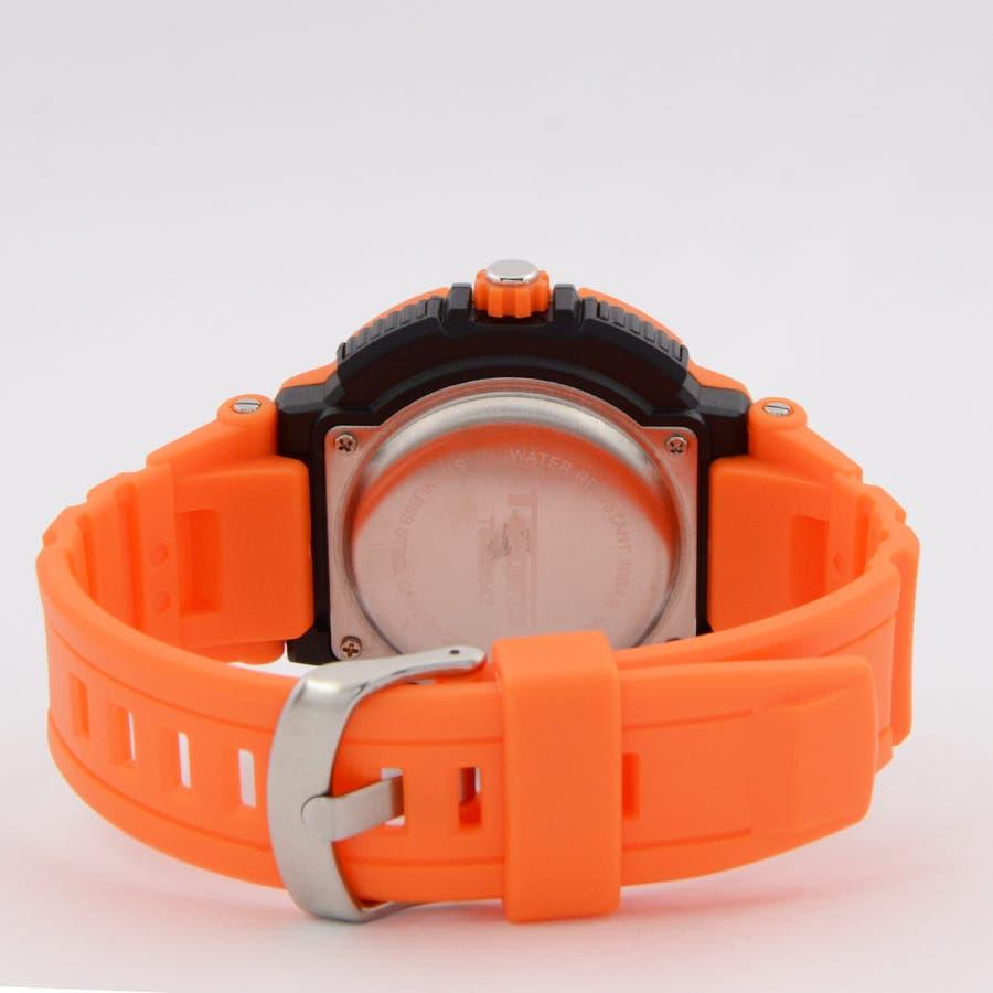 アナデジウオッチ アナログ デジタル 腕時計【TS-AD047】 2