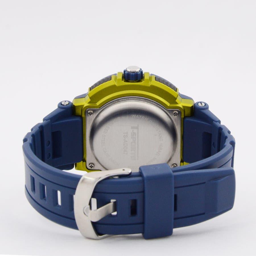 アナデジウオッチ アナログ デジタル 腕時計【TS-AD047】 3