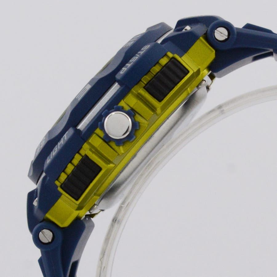 アナデジウオッチ アナログ デジタル 腕時計【TS-AD047】 5