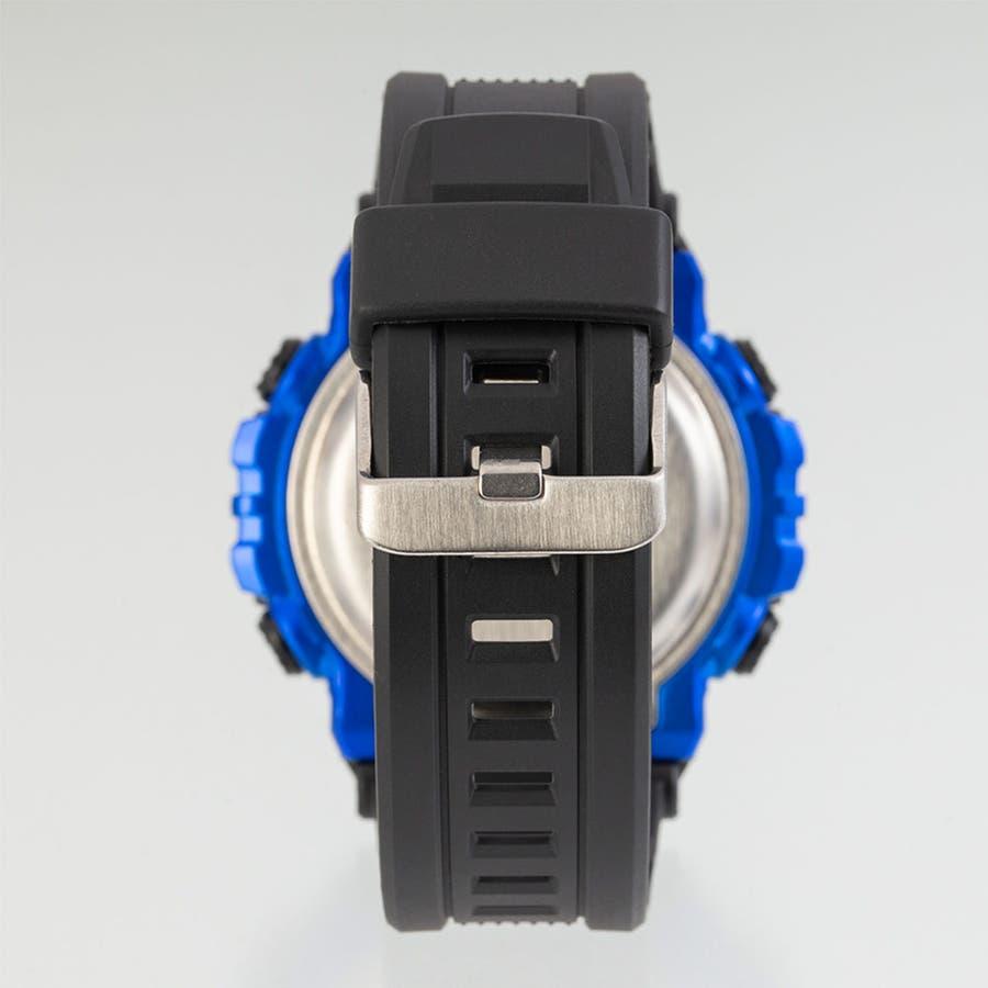 5気圧カジュアル スポーツウォッチ 腕時計【TS-D212】 2