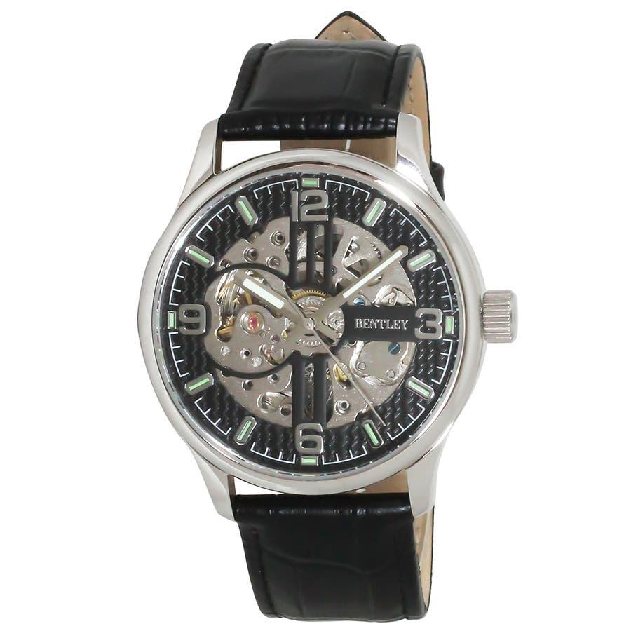 BENTLEY ベントレー 機械式腕時計 メンズ【BT-AM073】 21