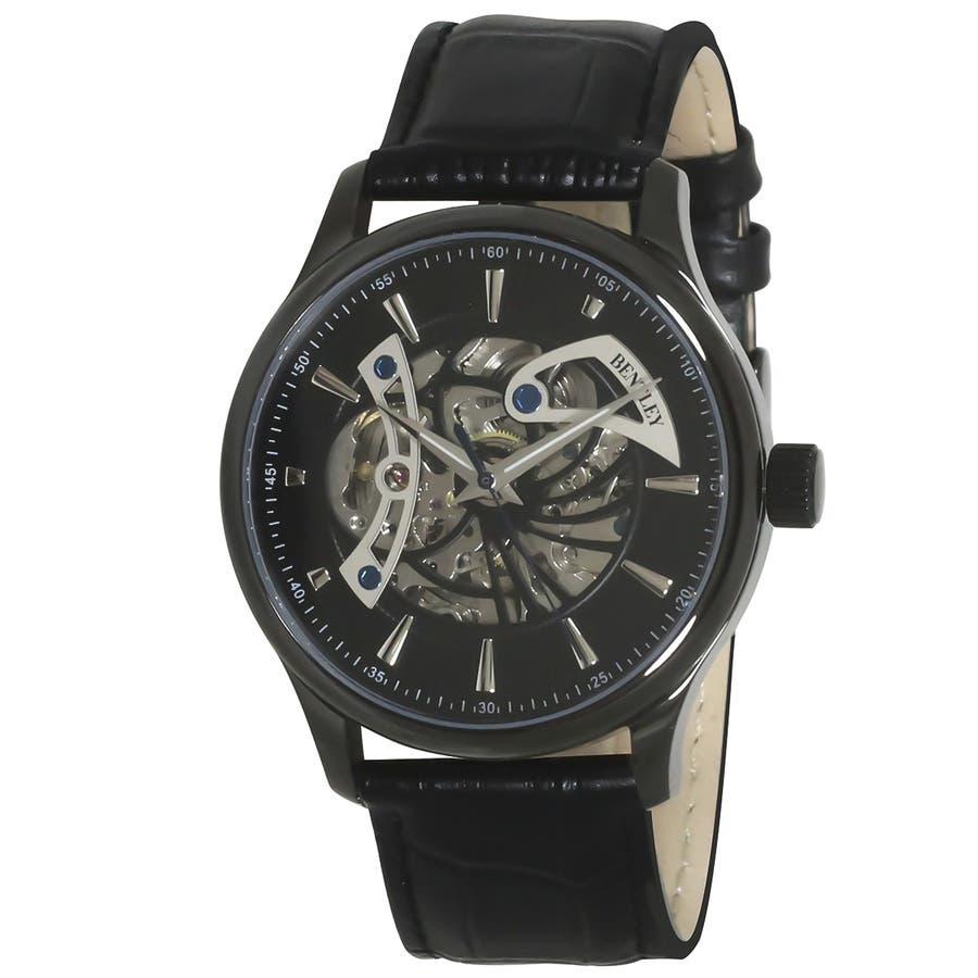 BENTLEY ベントレー 機械式腕時計 メンズ【BT-AM075】 21