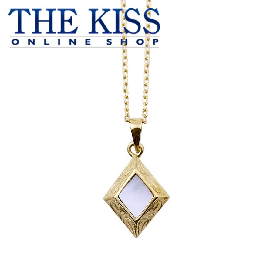 5eb9fcb4c13434 THE KISS 公式サイト ステンレス ハワイアン ペアネックレス (レディース 単品) ペアアクセサリー カップル に