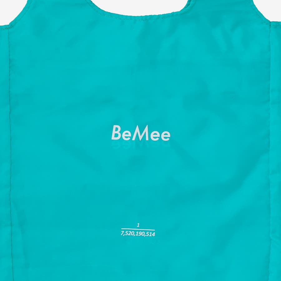 BeMee(ビーミー) 折りたたみ エコバッグ Sサイズ 2