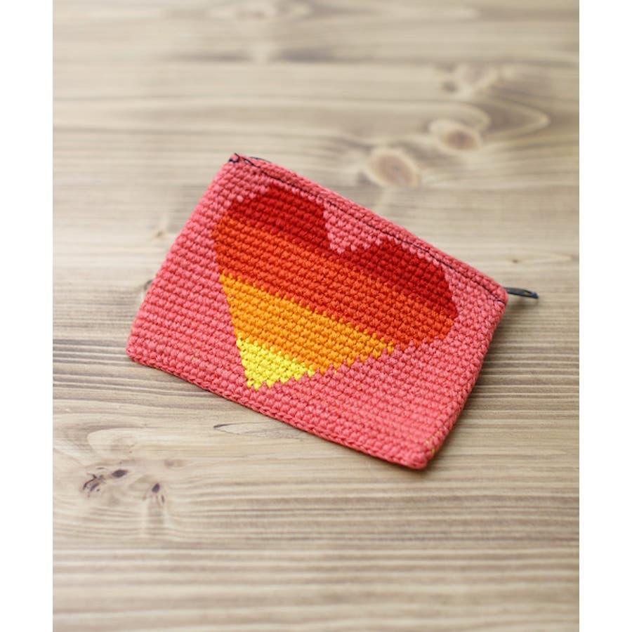 チチカカ ハート財布 gua100126 レディース 2