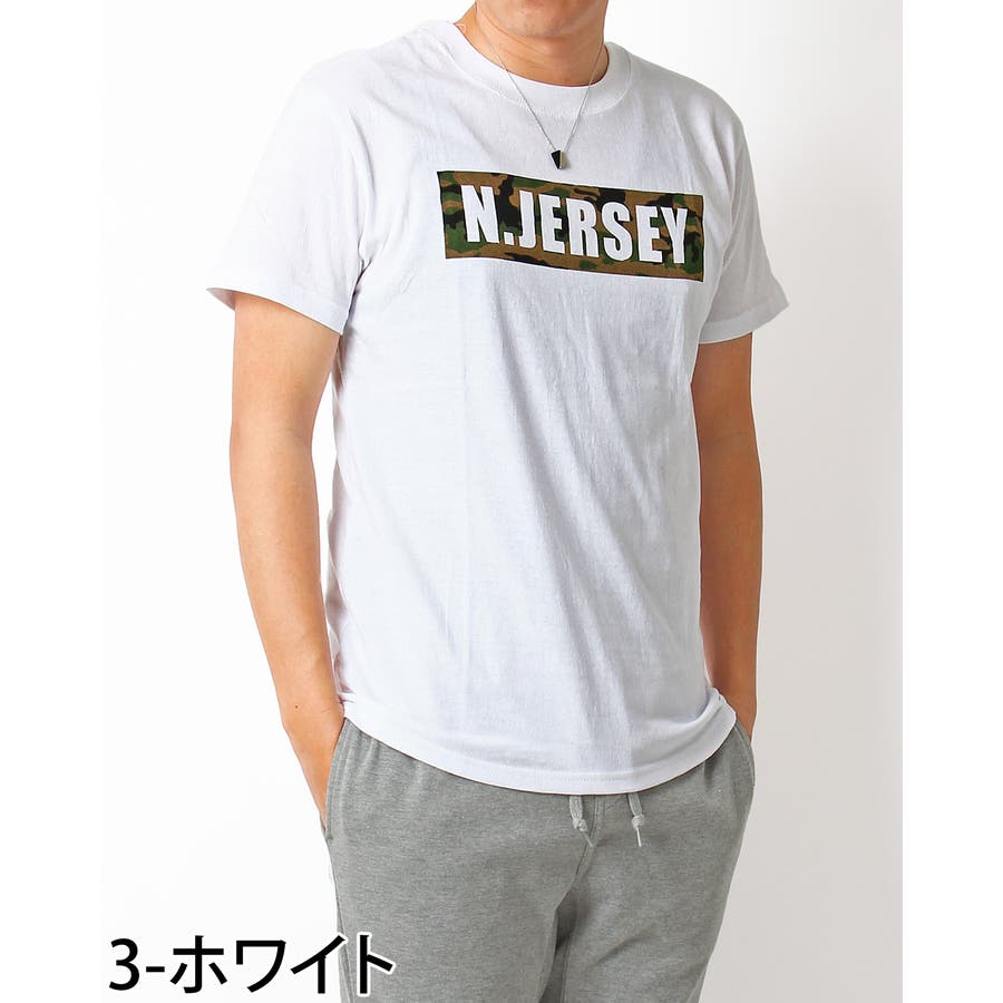 Tシャツ メンズ 半袖 ボックス ロゴ プリント クルーネック ブラック ホワイト ネイビー コットン 綿100% ティーシャツトップス 通販 新作 春 夏 服 4