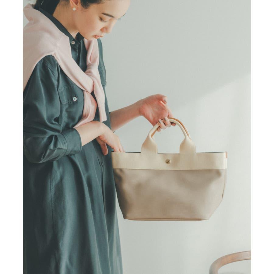 [トプカピ ブレス] TOPKAPI BREATH リプルネオレザー ミニトートバッグ 1