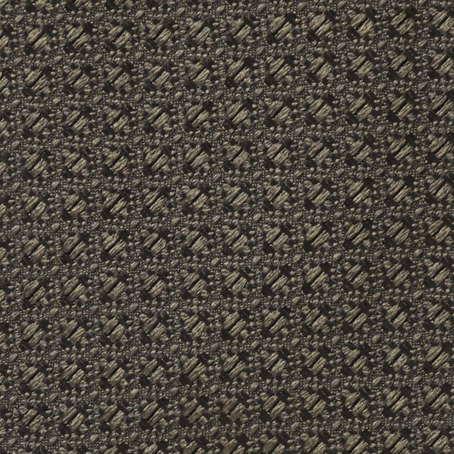 イタリア製生地 変わり織り 無地 ネクタイ Noble ノーブル ダークオリーブ 3