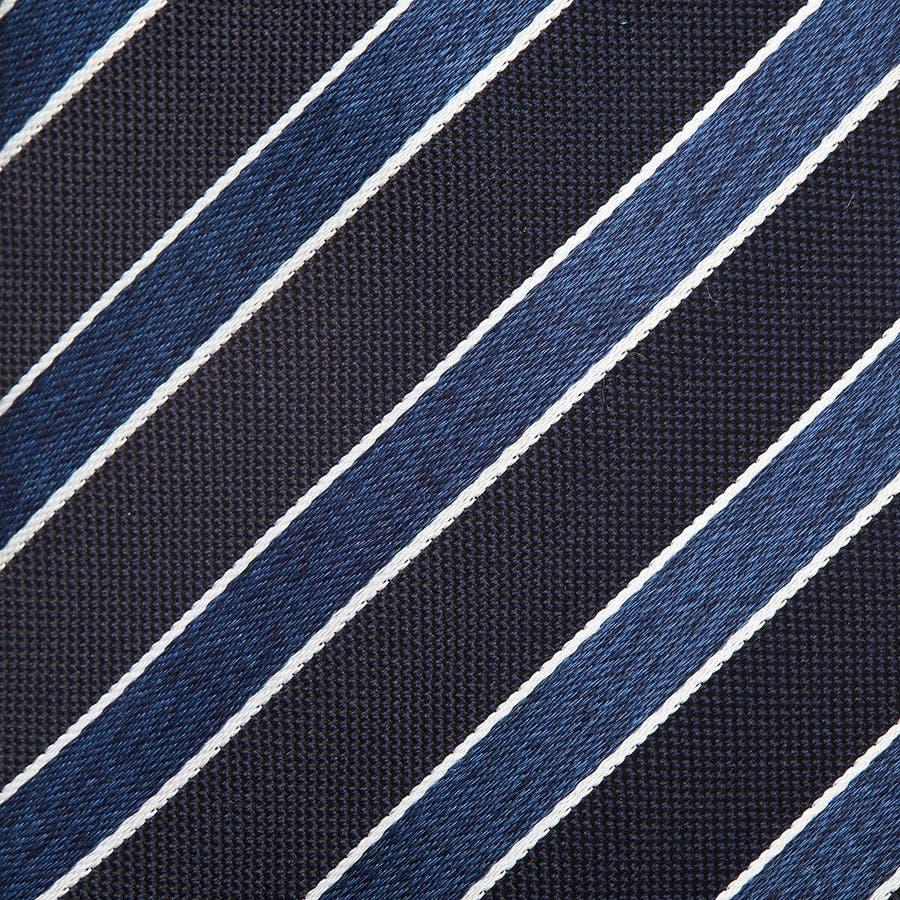 ネイビーベース ネクタイ ブルー 3