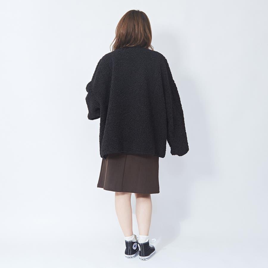 アシメプリーツ タイトスカート 韓国ファッション 韓国 秋 秋冬 冬 8