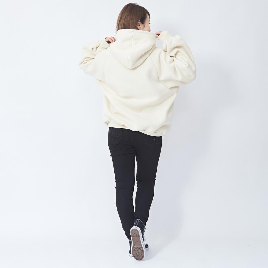 伸びの良いストレッチデニムパンツ スキニー  韓国ファッション 韓国 秋 秋冬 冬 10