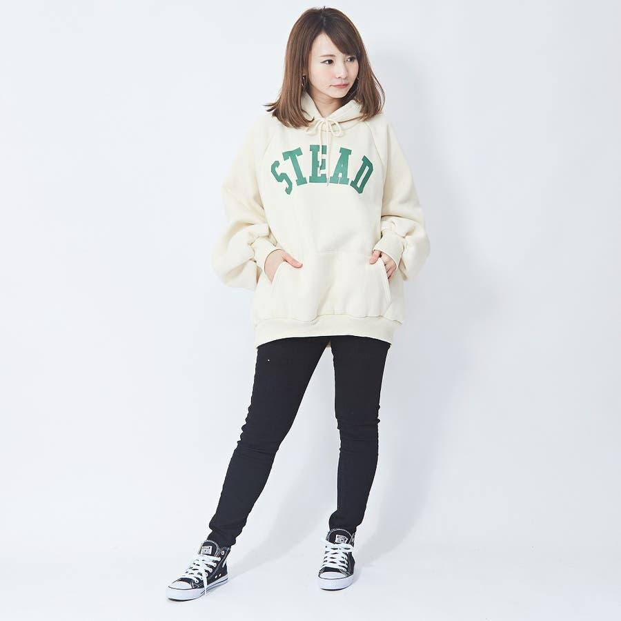 伸びの良いストレッチデニムパンツ スキニー  韓国ファッション 韓国 秋 秋冬 冬 4